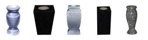 Granite Vases